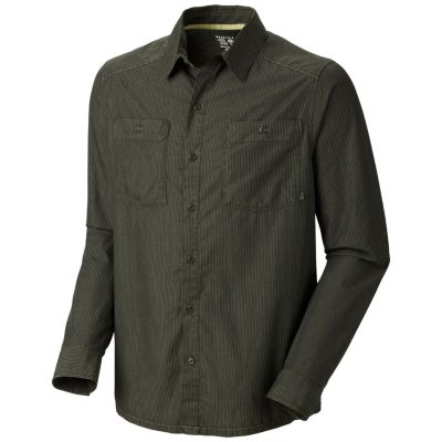 Men's Hansel Stripe™ Long Sleeve Shirt