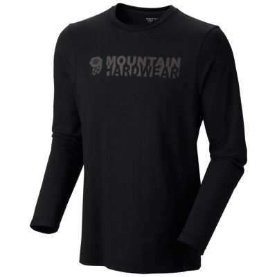 Men's MHW Logo II™ Long Sleeve T