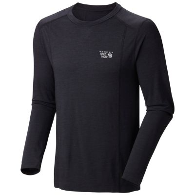 photo: Mountain Hardwear Men's Integral Pro Long Sleeve T