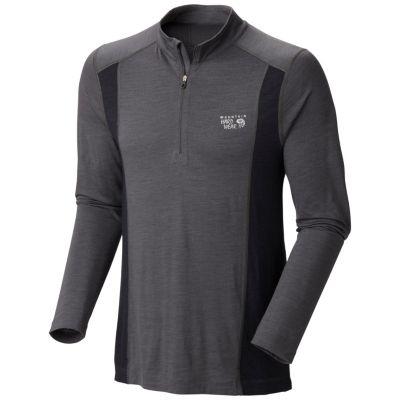 Men's Integral Pro™ Long Sleeve Zip T