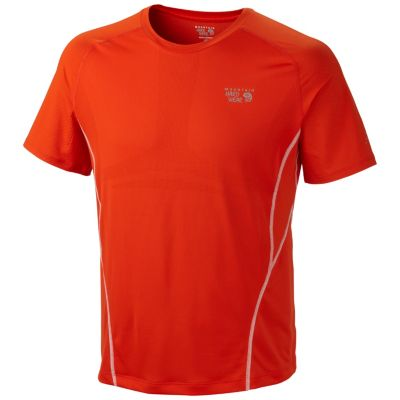 photo: Mountain Hardwear Men's Way2cool S/S T short sleeve performance top