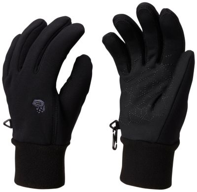 photo: Mountain Hardwear Men's Heavyweight Power Stretch Glove fleece glove/mitten
