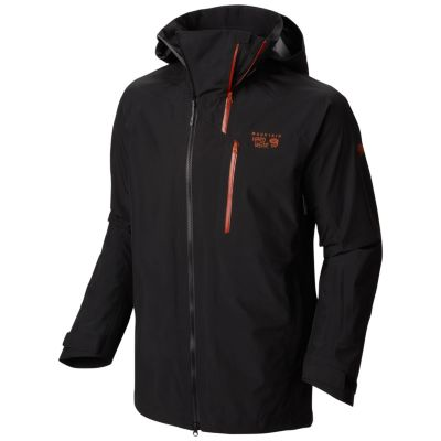 photo: Mountain Hardwear Minalist Jacket waterproof jacket