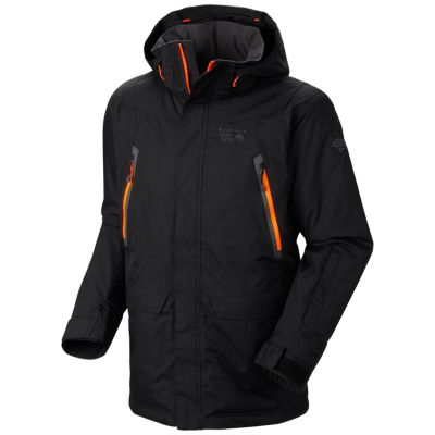 photo: Mountain Hardwear Artisan Jacket synthetic insulated jacket