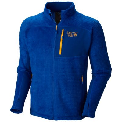 photo: Mountain Hardwear Monkey Man Grid Jacket fleece jacket