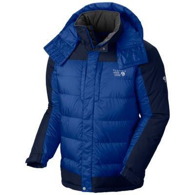 photo: Mountain Hardwear Men's Chillwave Parka down insulated jacket