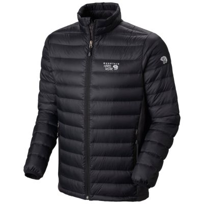 photo: Mountain Hardwear Men's Nitrous Hybrid Jacket