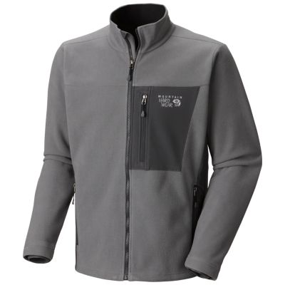 photo: Mountain Hardwear Mountain Monkey Tech Jacket fleece jacket