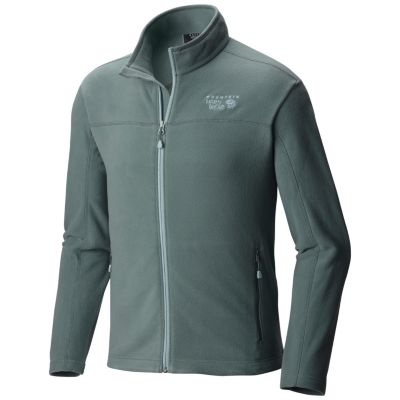 photo: Mountain Hardwear MicroChill Jacket fleece jacket
