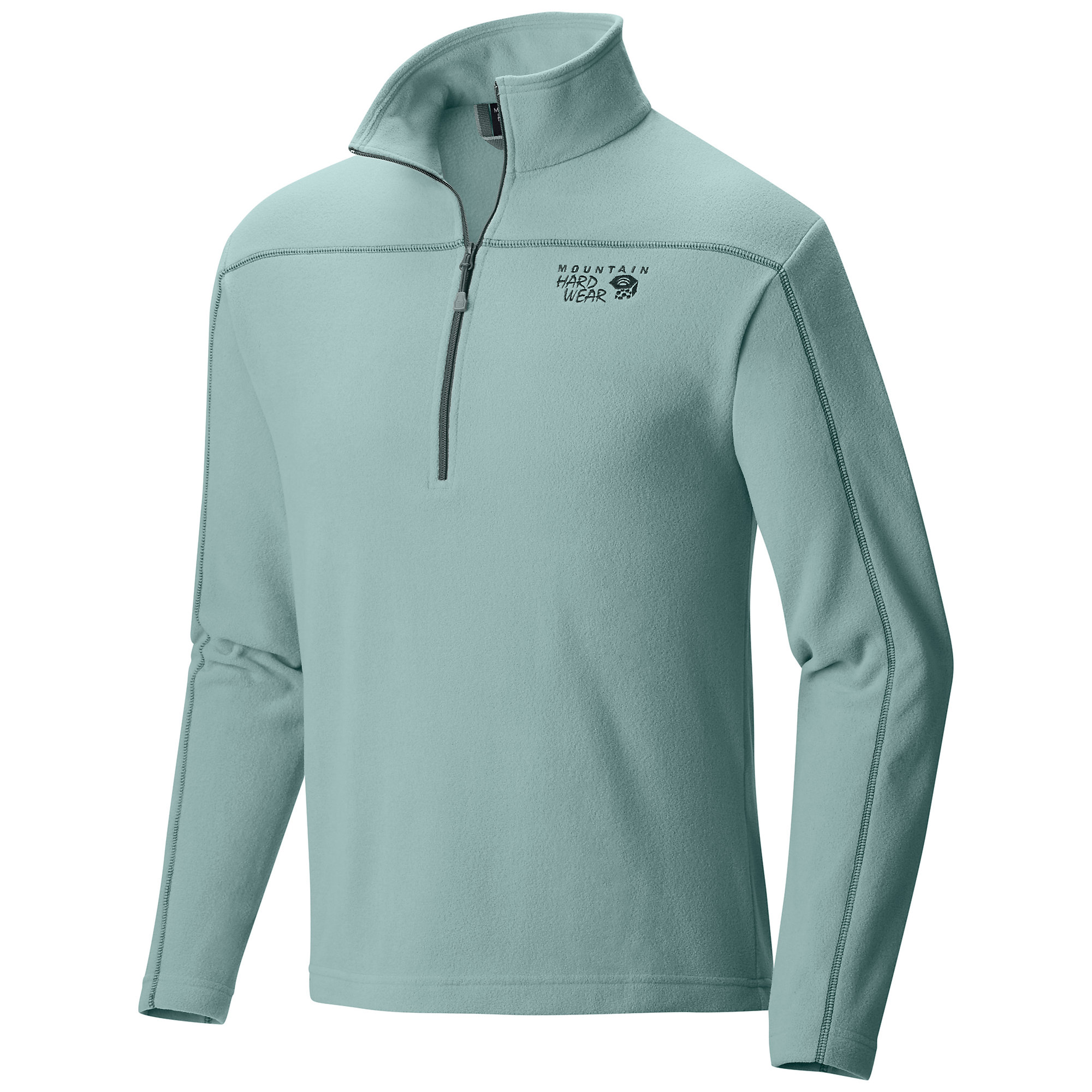 photo: Mountain Hardwear Men's MicroChill Zip T