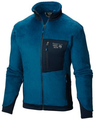 photo: Mountain Hardwear Monkey Man Jacket fleece jacket