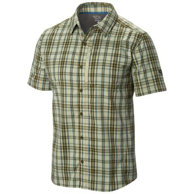 Mountain Hardwear Seaver Tech Short Sleeve Shirt