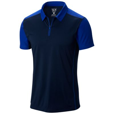 photo: Mountain Hardwear DryHiker Justo Short Sleeve Polo