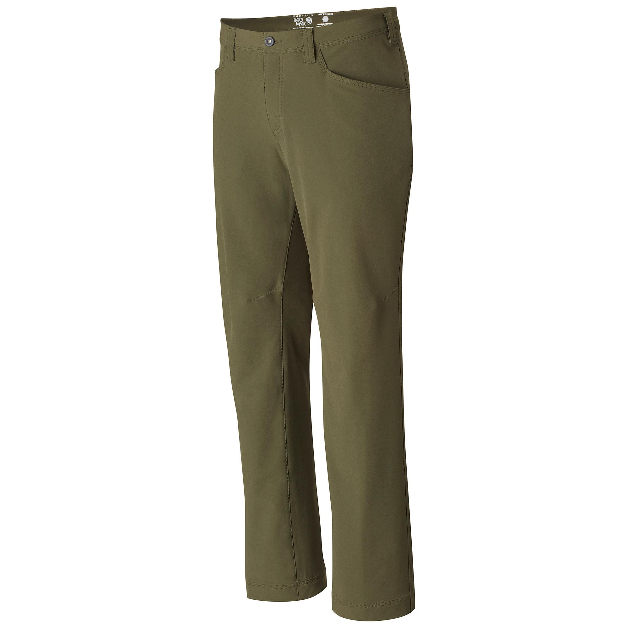 photo: Mountain Hardwear Chockstone Midweight Casual Pant hiking pant
