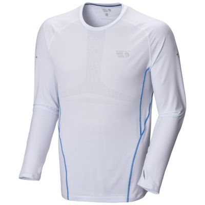 photo: Mountain Hardwear Men's Coolrunner Long Sleeve T