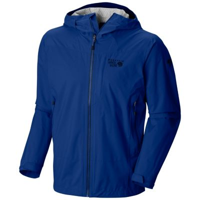 photo: Mountain Hardwear Stretch Plasmic Jacket waterproof jacket