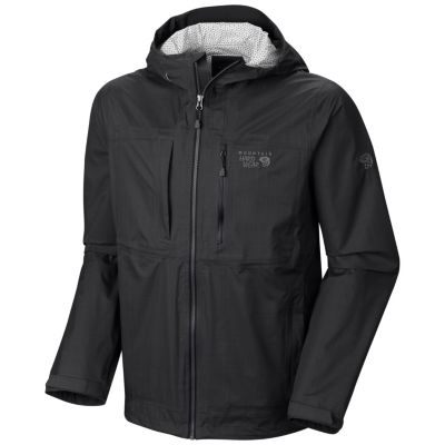 photo: Mountain Hardwear Plasmic Downtown Jacket waterproof jacket