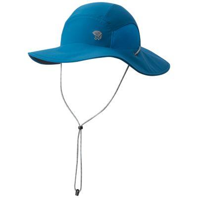 photo: Mountain Hardwear Chiller Wide Brim Hat II