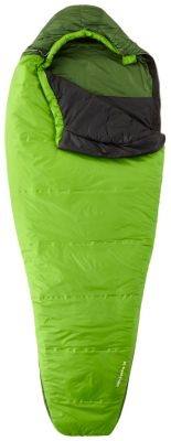 photo: Mountain Hardwear UltraLamina 32° 3-season synthetic sleeping bag