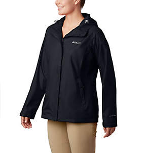Women's Arcadia Waterproof Breathable Hooded Rain Jacket | Columbia
