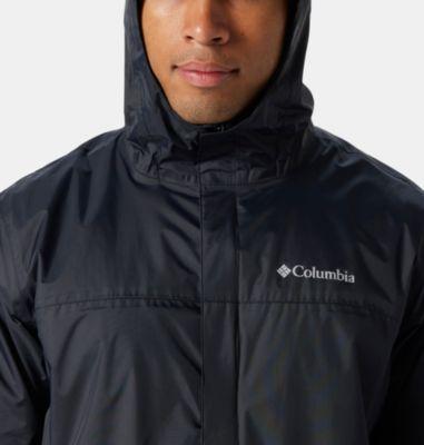 Men&39s Watertight Waterproof Breathable Hooded Rain Jacket | Columbia