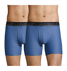 Men's Diamond Mesh Boxer Briefs x2