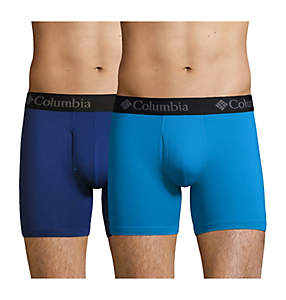Men's Athletic Stretch Boxer Briefs