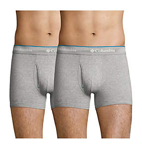Men's Cotton Stretch Trunks x2