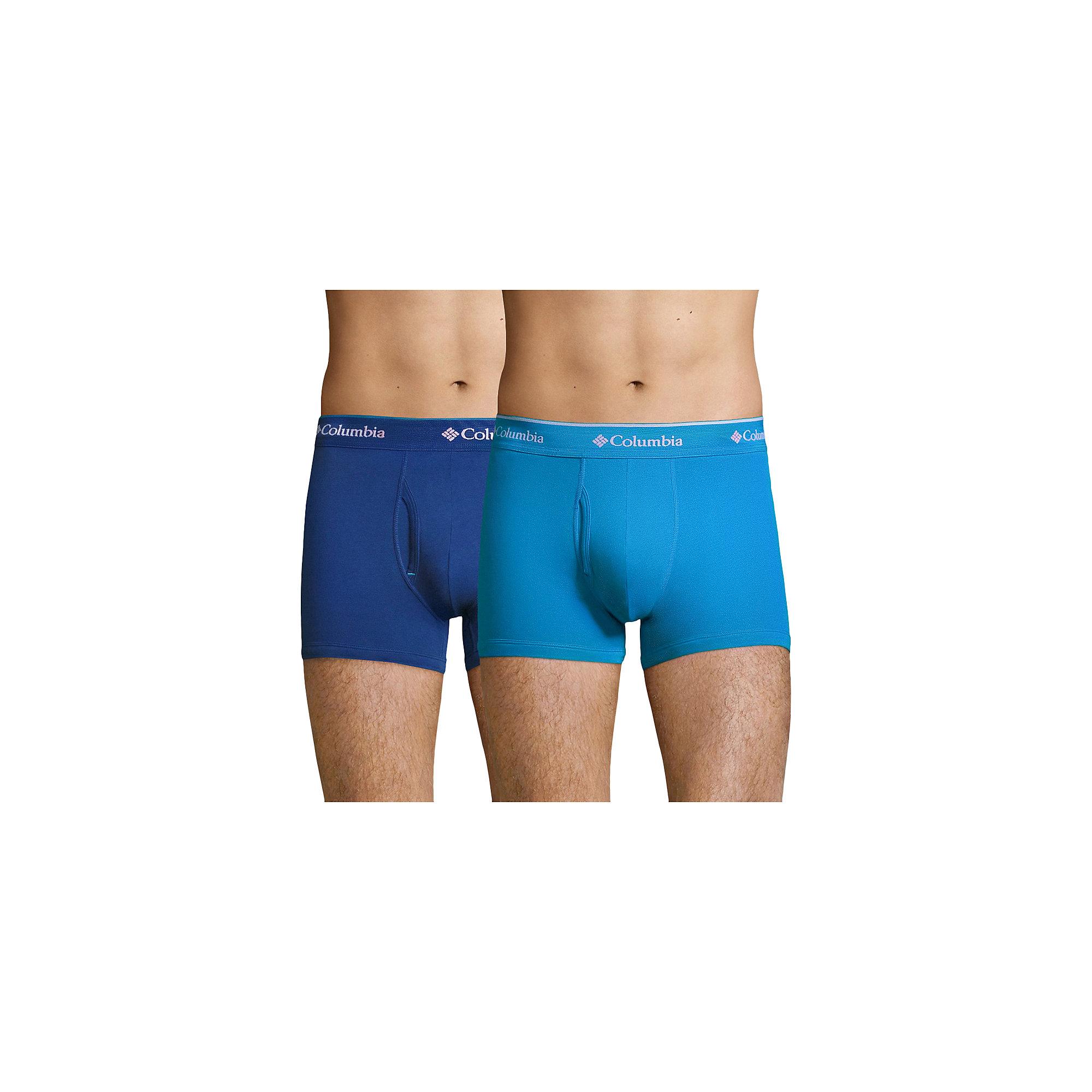 Boxer Trunk Coton Extensible Homme x2