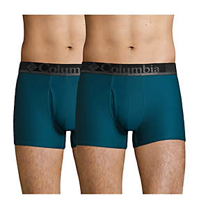 Men's Diamond Mesh Trunks x2