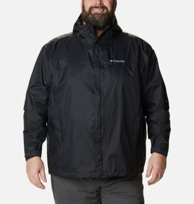 Columbia | Men's Watertight Waterproof Breathable Hooded Rain ...