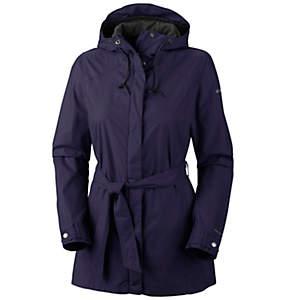 Women's Pardon My Trench™ Rain Jacket - Plus Size