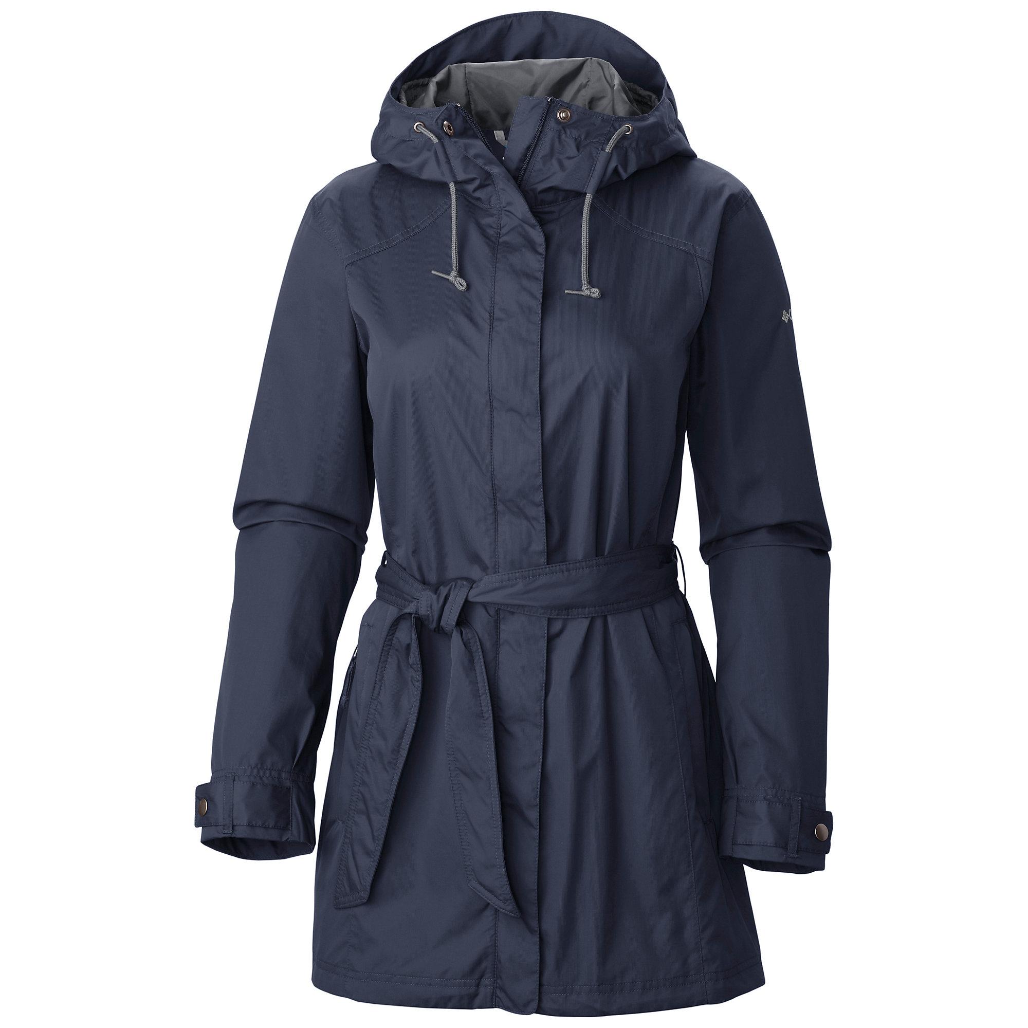 Columbia Pardon My Trench Rain Jacket