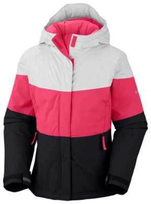 Girls Triple Run™ Jacket — Toddler