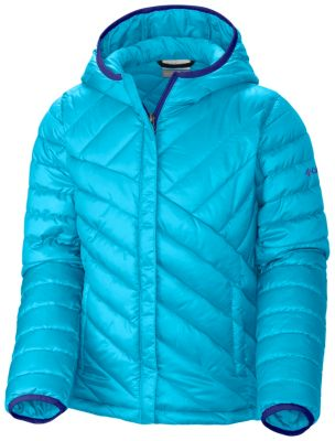 photo: Columbia Girls' Powder Lite Puffer
