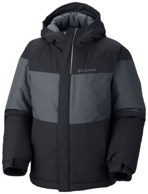 photo: Columbia Boys' Alpine Action Jacket