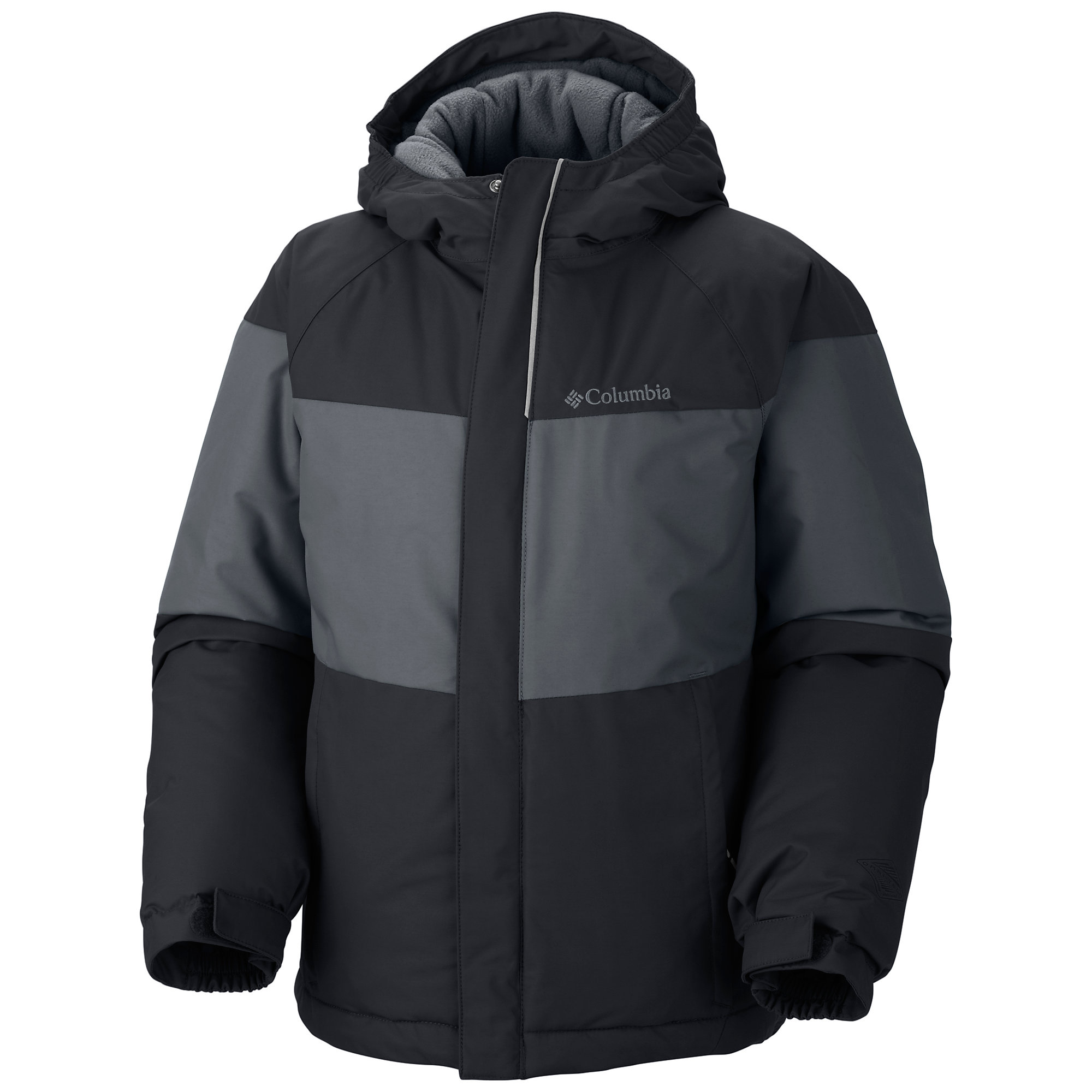 photo: Columbia Boys' Alpine Action Jacket synthetic insulated jacket