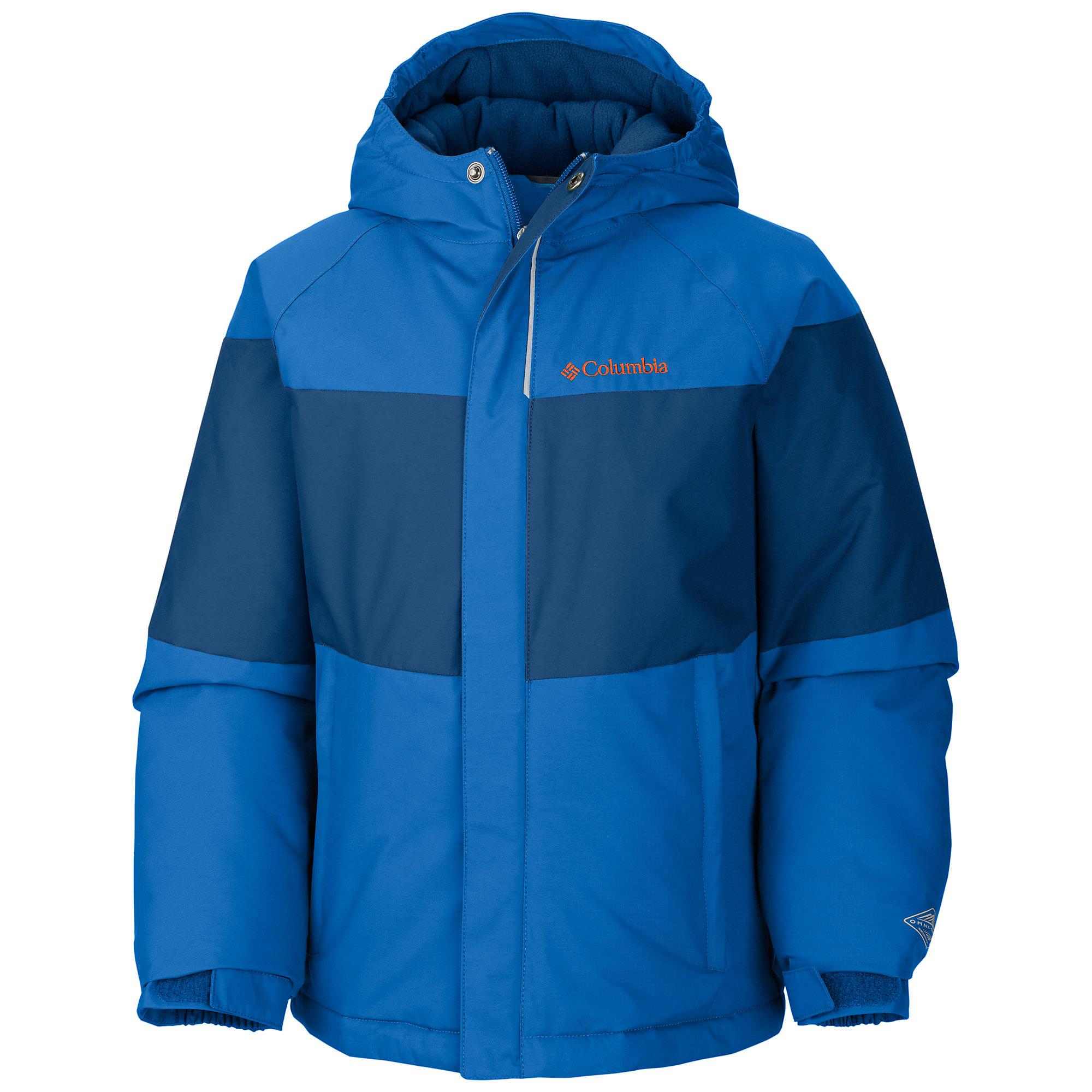 photo: Columbia Boys' Alpine Action Jacket synthetic insulated jacket