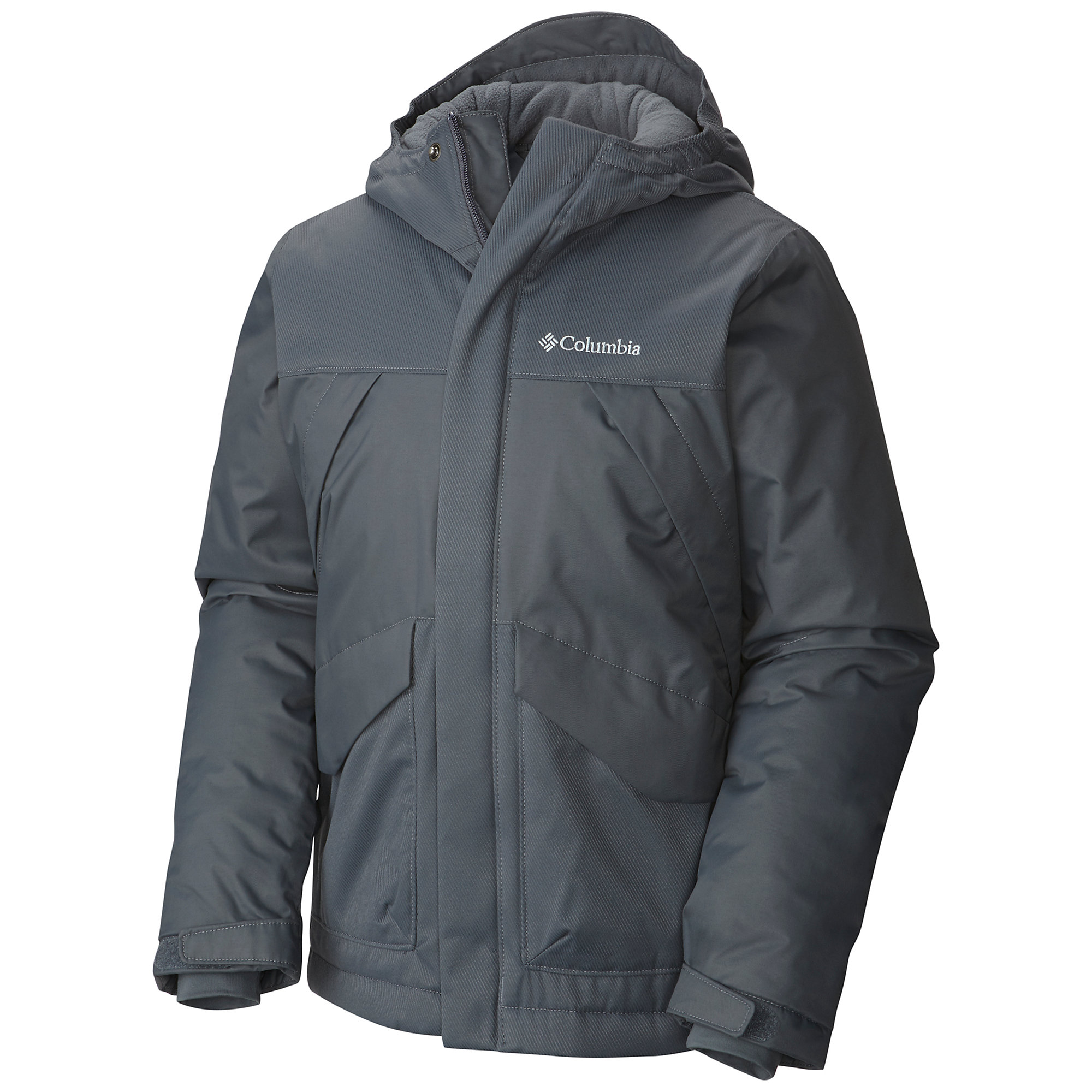 photo: Columbia Swiss Mister Jacket synthetic insulated jacket