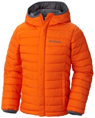 photo: Columbia Boys' Powder Lite Puffer