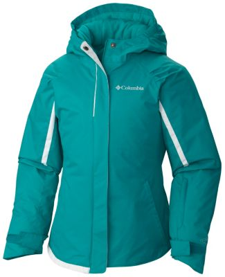 photo: Columbia Girls' Alpine Action Jacket