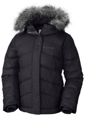 photo: Columbia Alpine Glow Down Jacket down insulated jacket