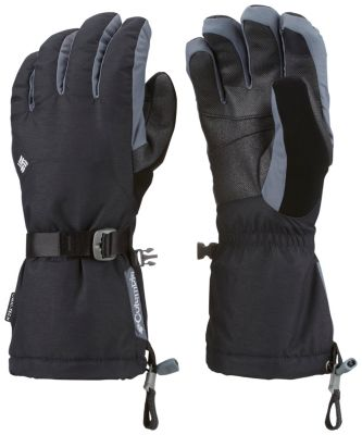 photo: Columbia Men's Bugaboo Interchange Glove insulated glove/mitten