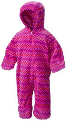 photo: Columbia Snowtop Bunting II kids' snowsuit/bunting