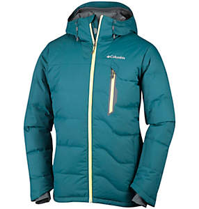 Men's Powder Down Jacket
