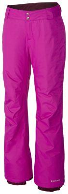 photo: Columbia Women's Bugaboo Pant snowsport pant
