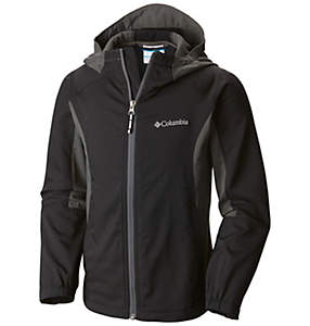 Boy's SplashFlash™ II Hooded Softshell