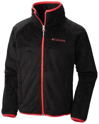 photo: Columbia Pearl Plush Full Zip Jacket fleece jacket