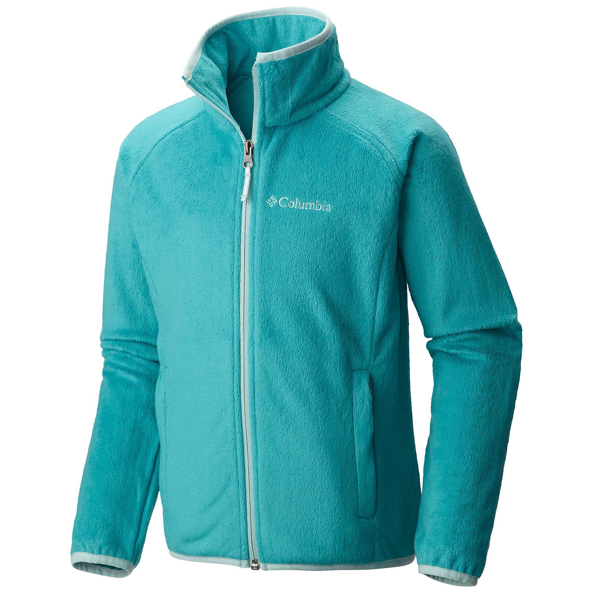 photo: Columbia Pearl Plush Full Zip Jacket fleece jacket