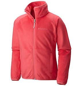 Girls' Pearl Plush™ Full Zip